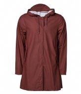 Rains Aline Jacket Maroon (11)