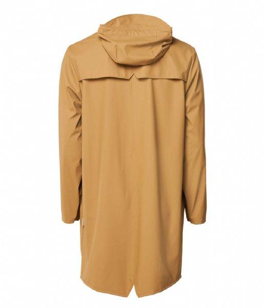 Rains Regenjas Long Jacket Khaki (49)