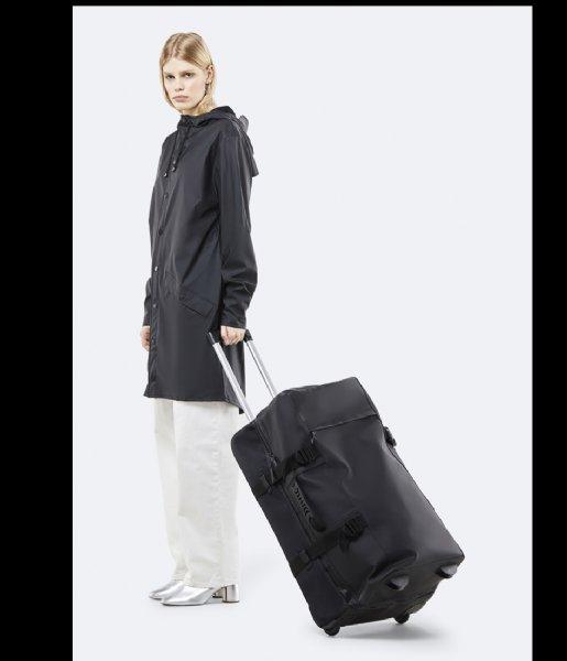 Rains Reistas Travel Bag Large black (01)