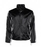 Rains Drifter Track Jacket Black (1)