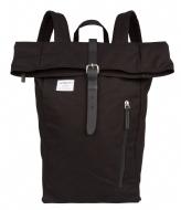 Sandqvist Backpack Dante 15 Inch black (584)