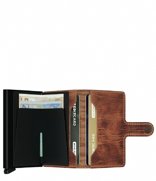 Secrid Pasjes portemonnee Miniwallet Dutch Martin whiskey
