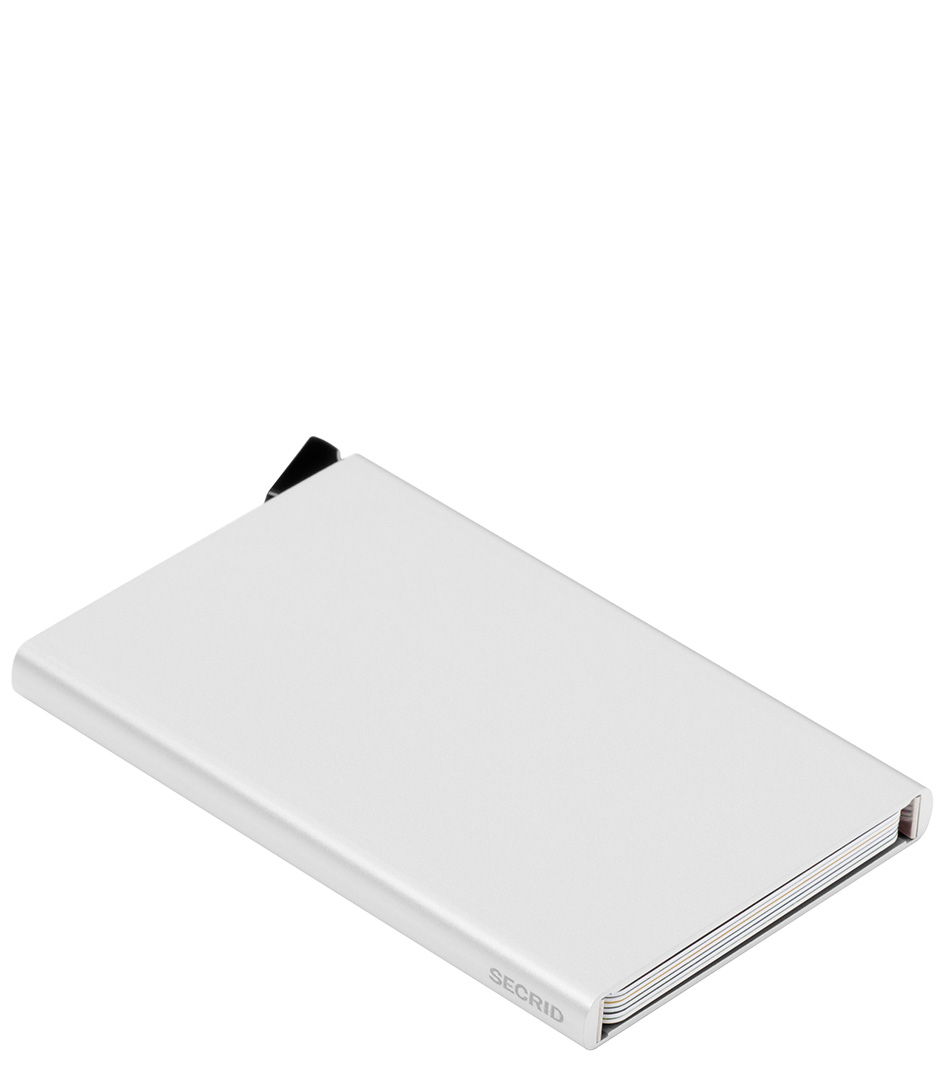 Secrid Portemonnees Cardprotector Zilver