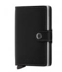 Secrid Mini Wallet Portemonnee Black
