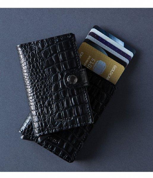 Secrid Pasjes portemonnee Slimwallet Nile nile black