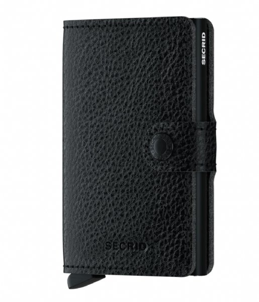 Secrid Pasjes portemonnee Miniwallet Veg black black