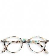 Izipizi #D Reading Glasses blue tortoise