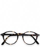Izipizi #D Reading Glasses tortoise soft