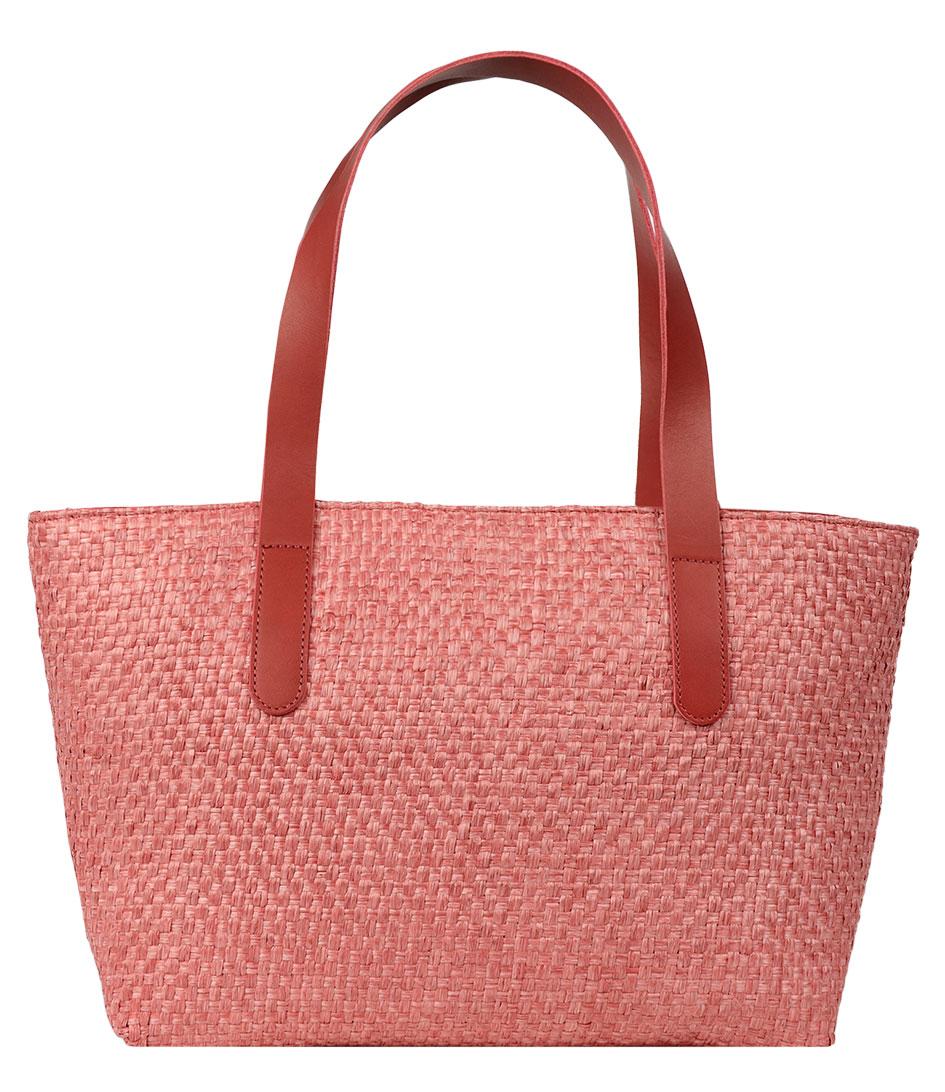 Summer Bag Medium Natural Woven