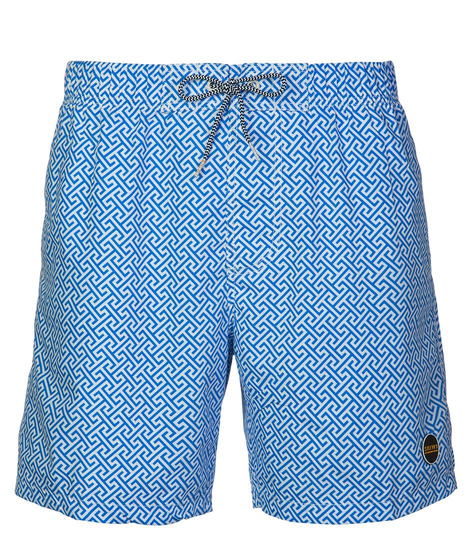 Shiwi Zwembroeken Swim Shorts Mini Blauw