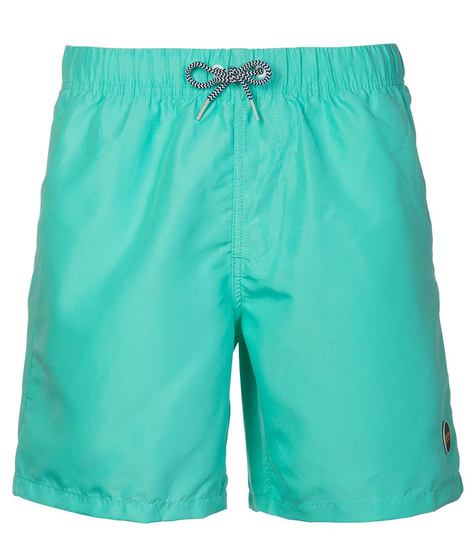 Shiwi Zwembroeken Kids Swim Shorts Solid Groen