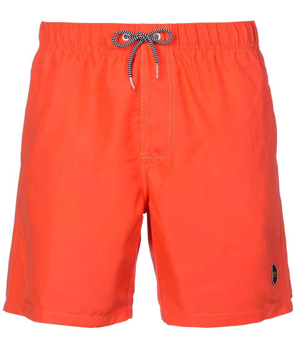 Shiwi Zwembroeken Kids Swim Shorts Solid Rood