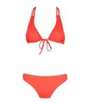 Shiwi Bikinis Bikini Triangle Solid Rood
