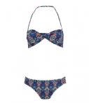 Shiwi Bikinis Bikini Bandeau Romance Blauw