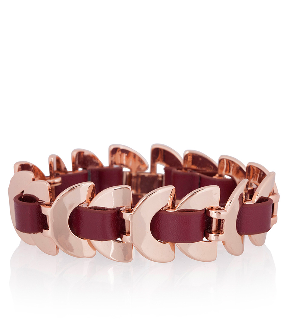 SuperTrash Armbanden Aza Bracelet Rood