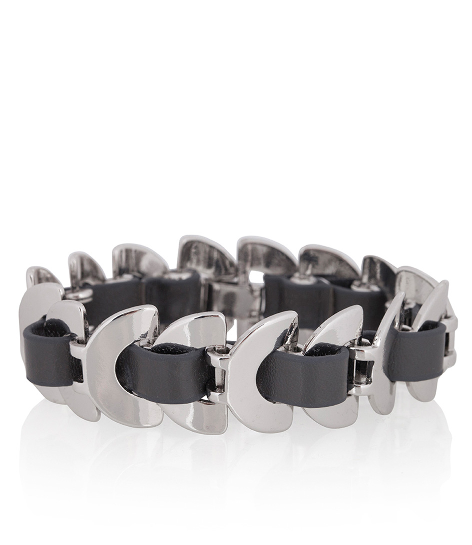 SuperTrash Armbanden Aza Bracelet Grijs