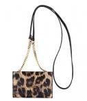 SuperTrash Handtassen Barclay iPhone 5 Bag Zwart