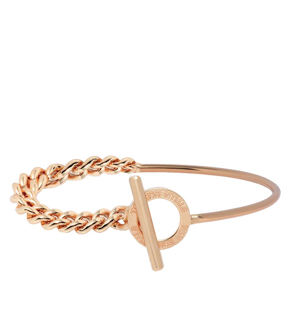 TOV Essentials Armbanden Cuff Chain Bracelet