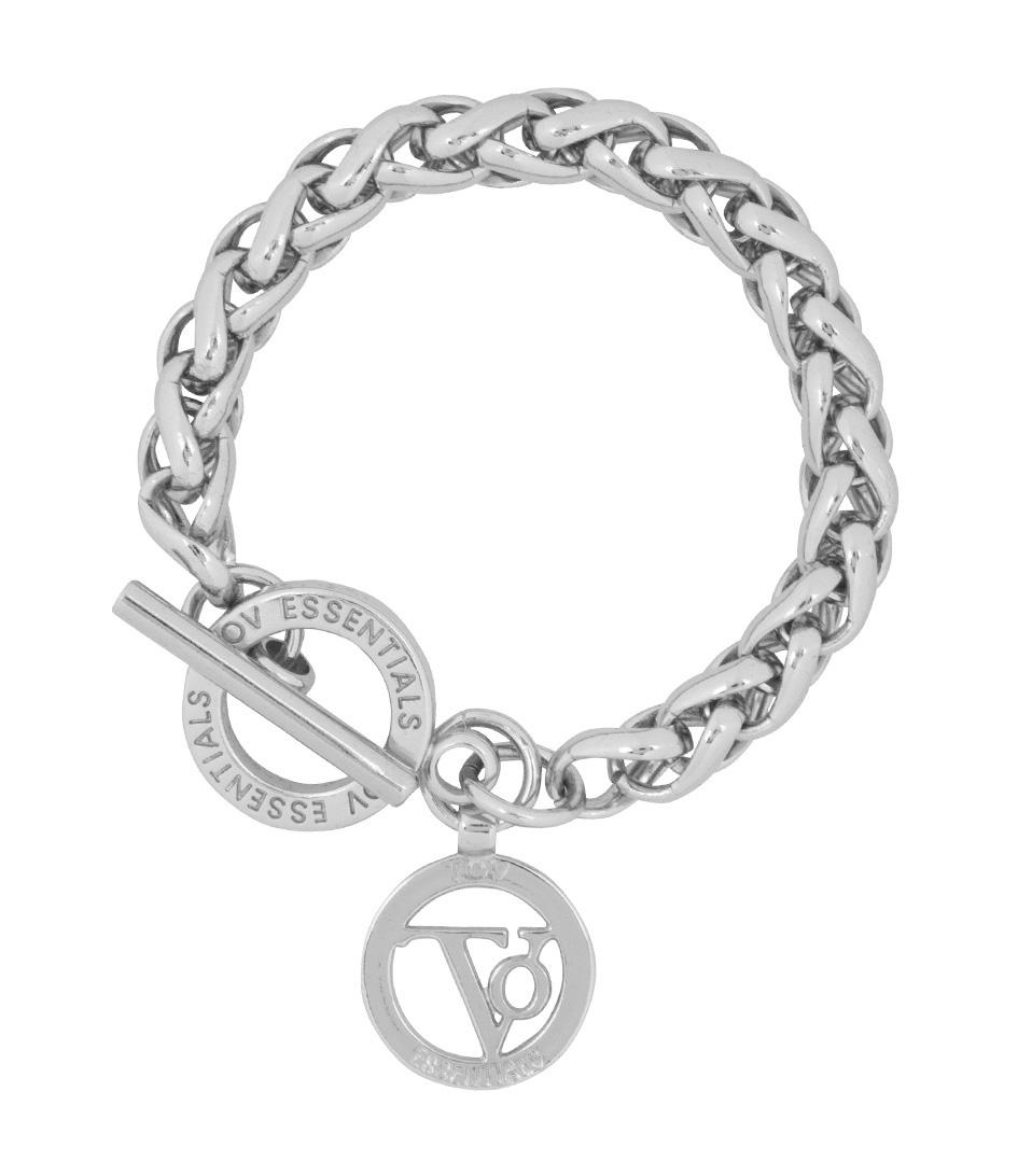 TOV Essentials Armbanden Small Spiga Bracelet Zilver