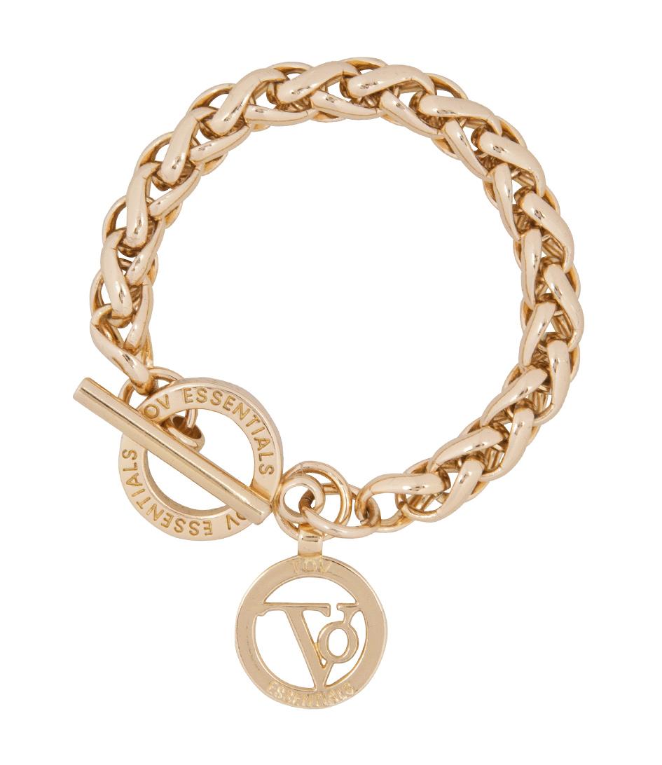 TOV Essentials Armbanden Small Spiga Bracelet