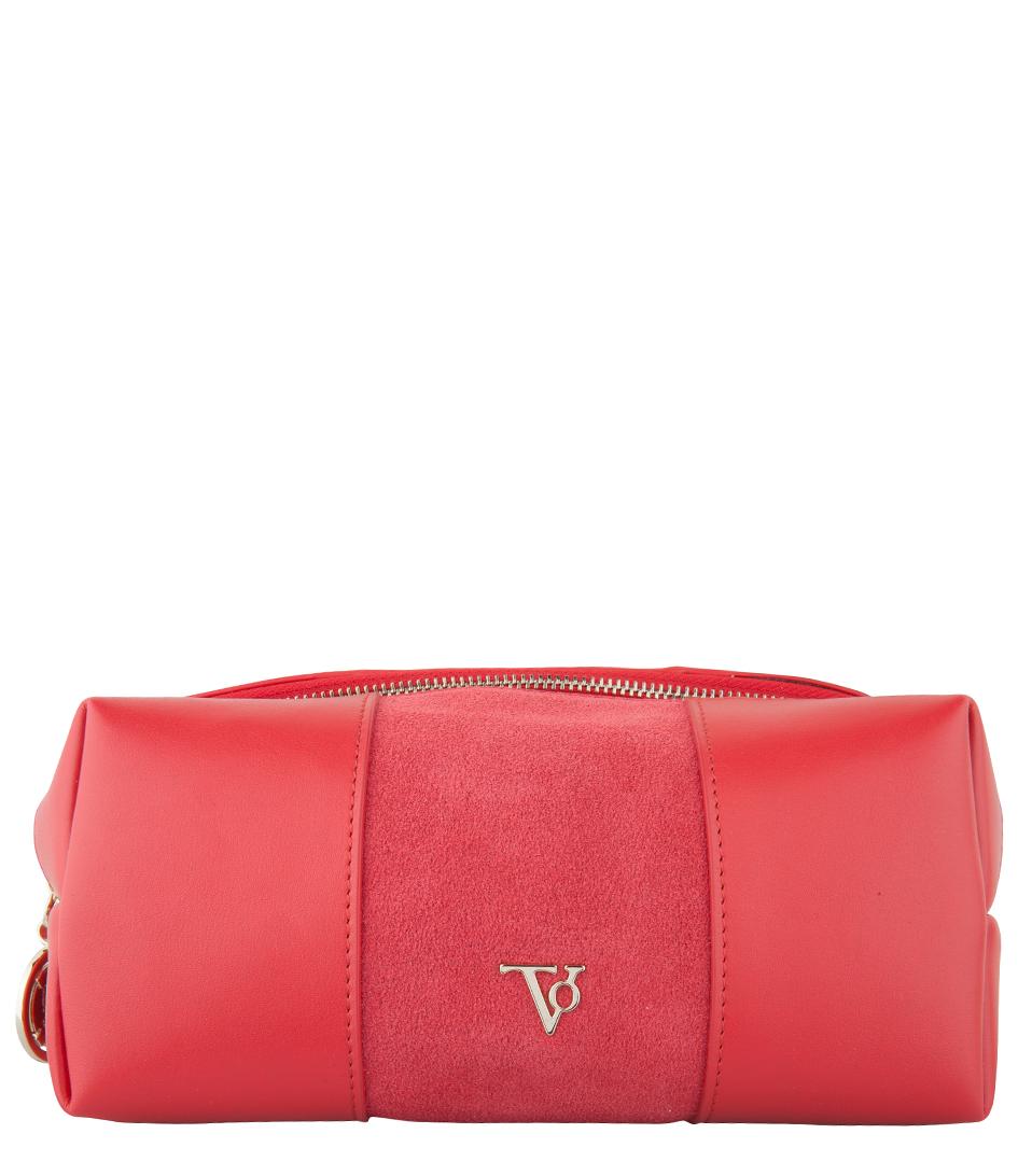 TOV Essentials Make up tasjes Farrah Cosmetic Bag Rood