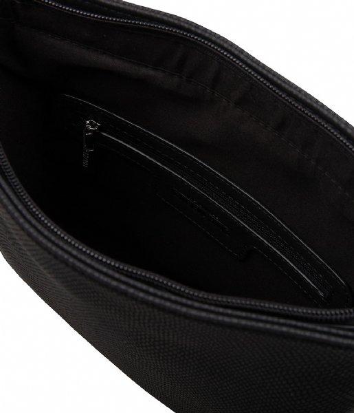 The Little Green Bag Crossbodytas Bag Malaga Misty Black (101)