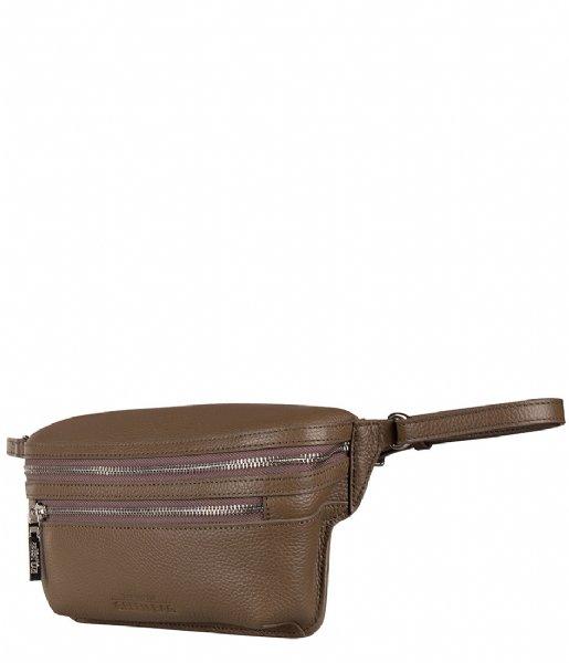 The Little Green Bag Heuptas Beech Waistbag taupe