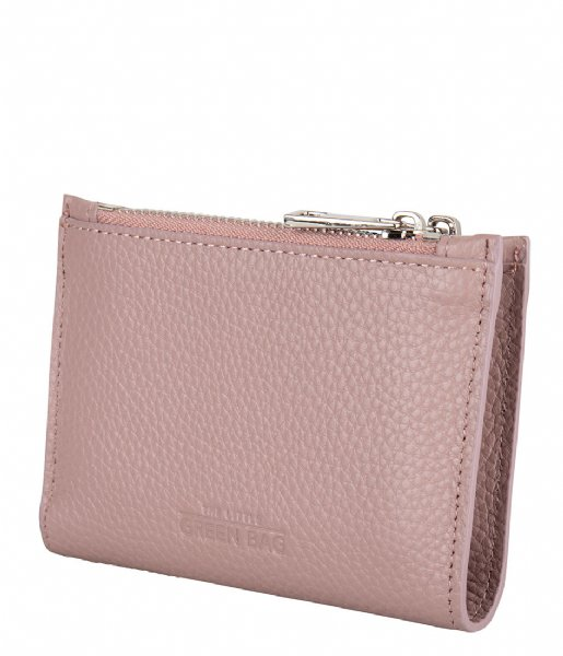 The Little Green Bag Muntgeld portemonnee Elm Wallet mauve