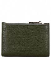 The Little Green Bag Elm Wallet olive