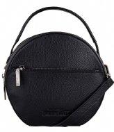 The Little Green Bag Fern Handbag black
