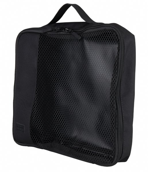 The Little Green Bag Packing Cube Packing Cubes Birk Black