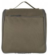 The Little Green Bag Toiletry Bag Beck Olive