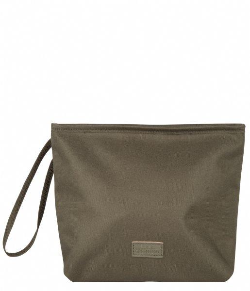 The Little Green Bag Toilettas Wash Bag Eira Olive