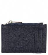 The Little Green Bag Oak Wallet navy blue