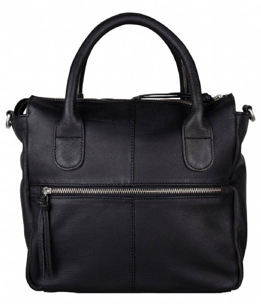 The Little Green Bag Handtas Yucca Handbag Black (100)
