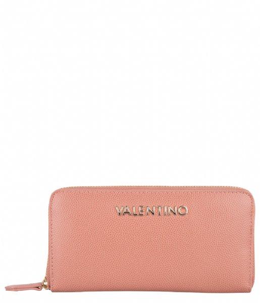 Valentino Handbags Ritsportemonnee Divina Portemonnee Rosa Antico