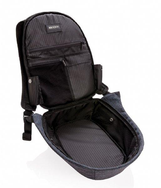 XD Design Anti-diefstal rugzak Cathy Anti-harassment Backpack black (211)