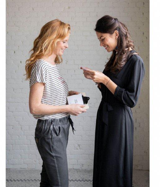 Zusss Gadget Complimentenkaartjes Op Klembordje naturel