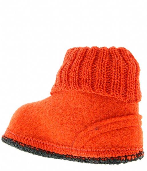 Bergstein Pantoffels Bergstein Cozy Orange (12)