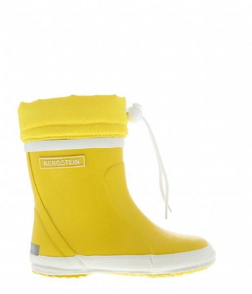Bergstein Snowboot Bergstein Winterboot yellow (830)