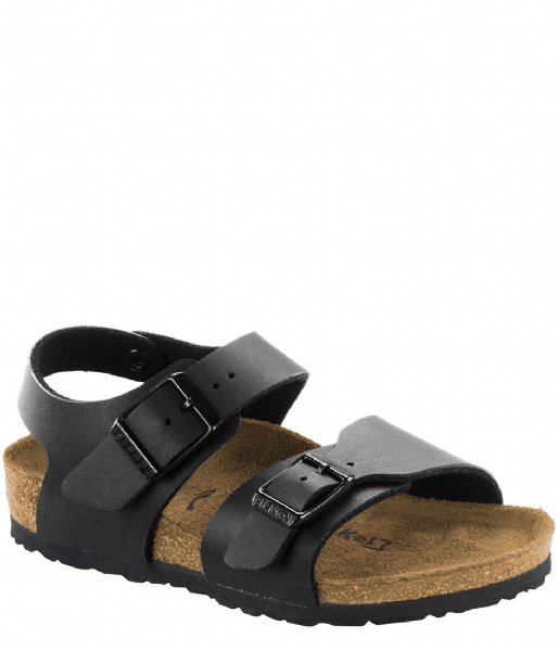Birkenstock Sandalen New York Kids BF Narrow black
