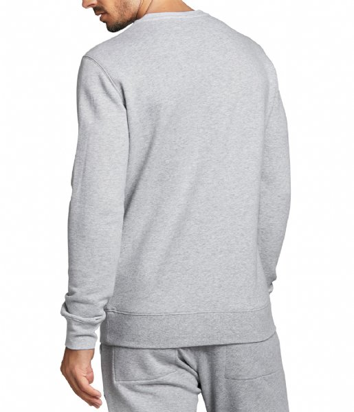 Björn Borg Nachtmode & Loungewear Crew Centre H108BY light grey melange (90741)