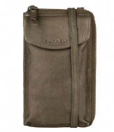 Burkely Burkely Just Jackie Phone Wallet green
