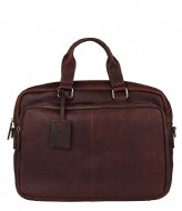 Burkely Burkely Antique Avery Workbag 15.6 Inch Bruin (20)