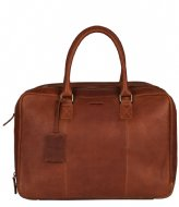 Burkely Burkely Antique Avery Worker 15.6 Inch cognac (24)