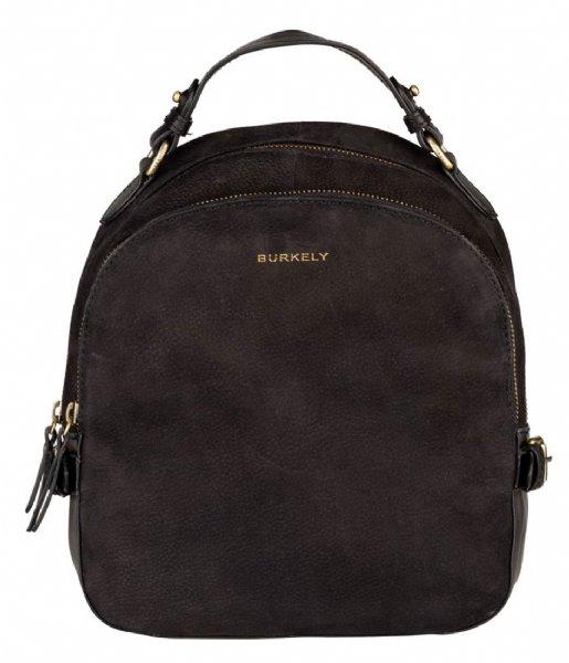 Burkely Dagrugzak BURKELY Soul Skye Backpack Zwart(10)