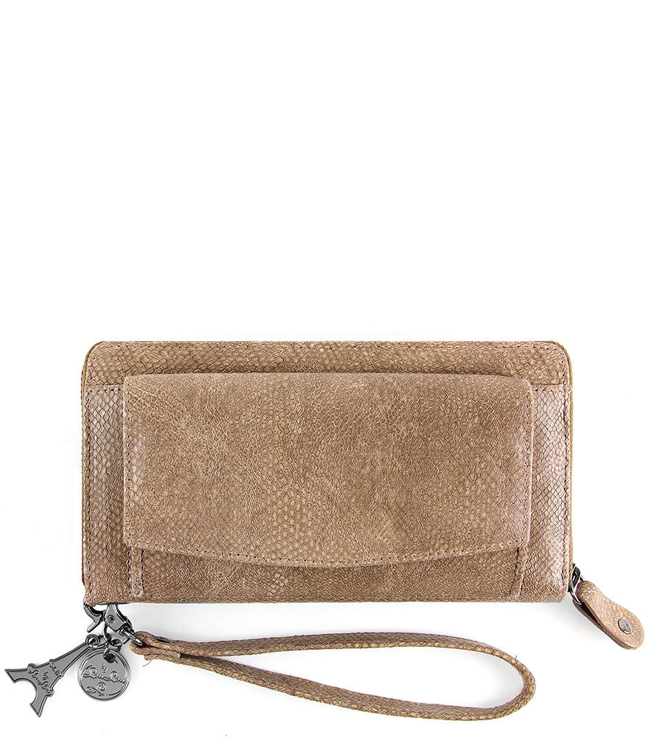 By LouLou Portemonnees SLB Desert Queen Taupe
