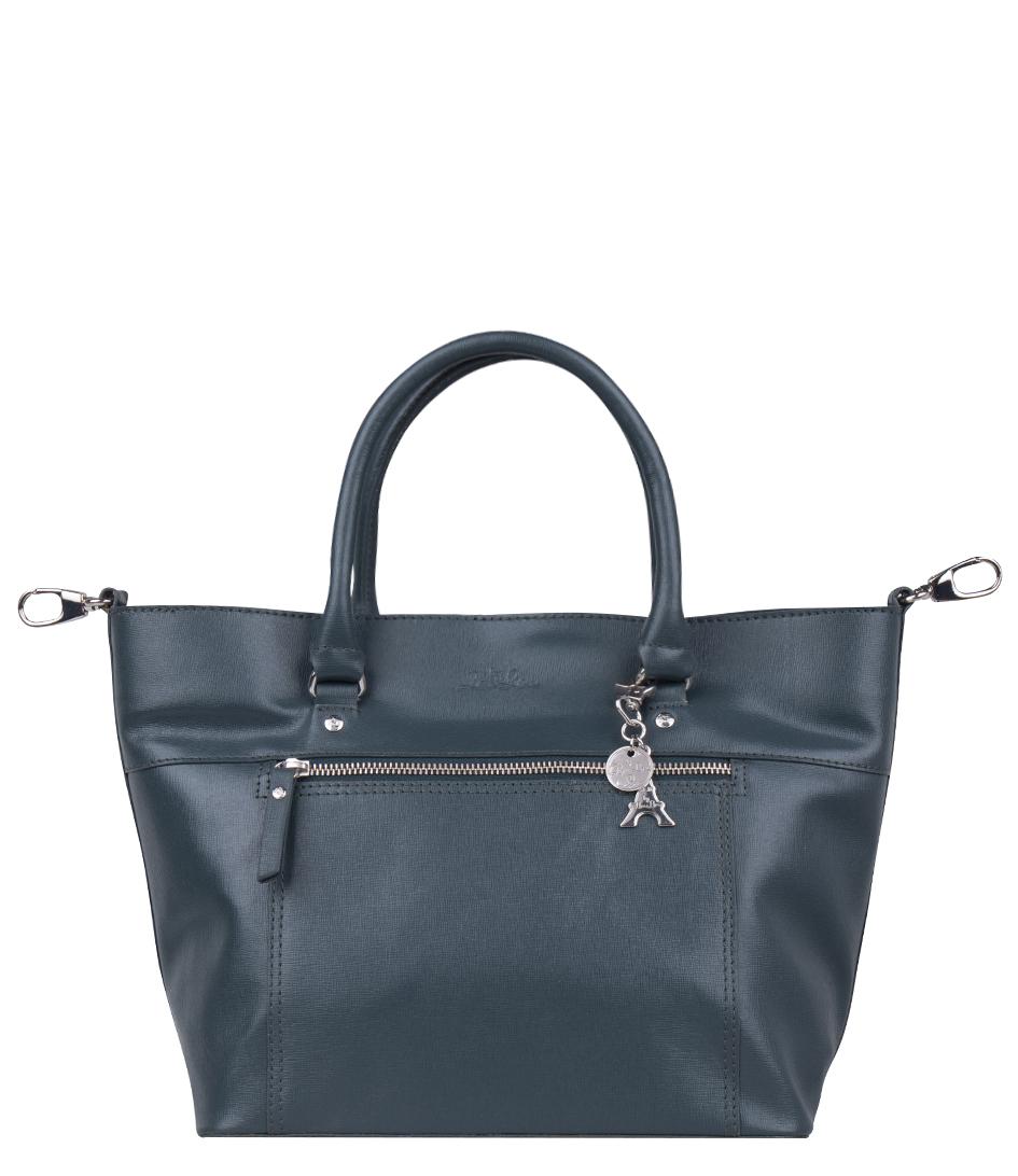 Bag Elite Silver Colored