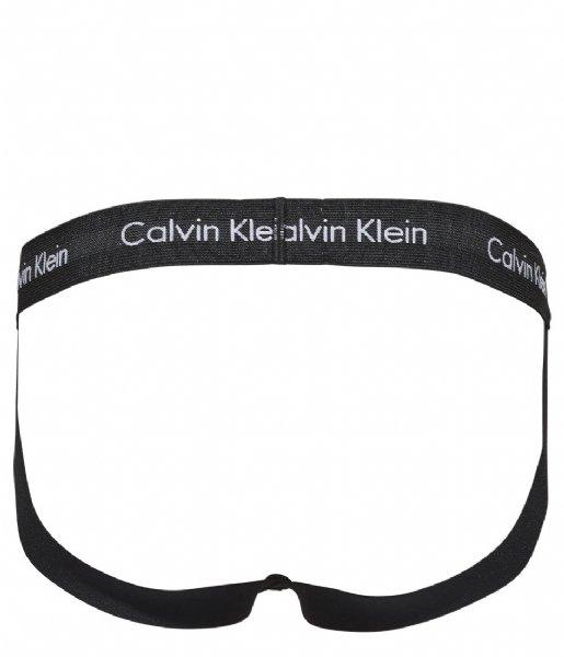 Calvin Klein slip Jock Strap 2Pk Black (001)