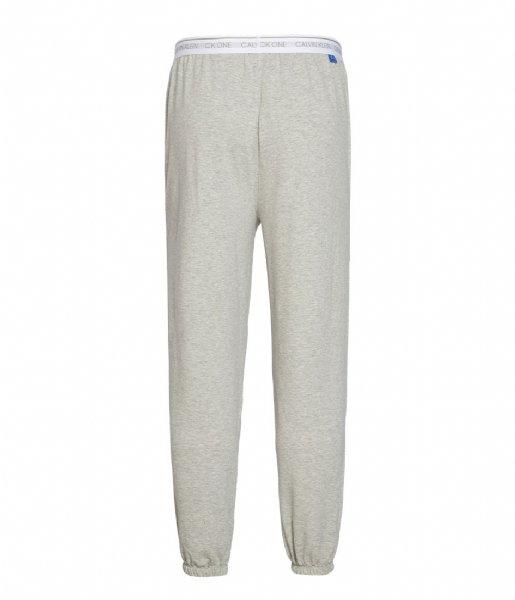 Calvin Klein Nachtmode & Loungewear Jogger Grey Heather (080)